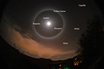 Moon Halo March 29, 2015